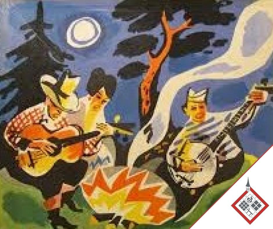 Jarní a trampské písně